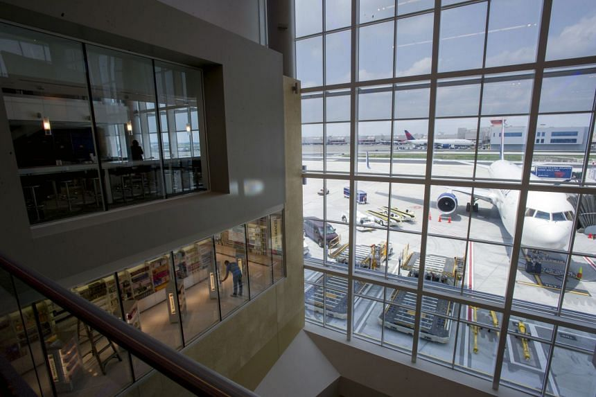 A passenger made it through a Transportation Security Administration checkpoint with a gun on Jan 2, boarding a Delta Air Lines flight from Atlanta Hartsfield-Jackson International Airport and flying to Tokyo.