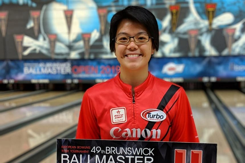 National bowler Cherie Tan finished second in the Brunswick Ballmaster Open in Finland last week.