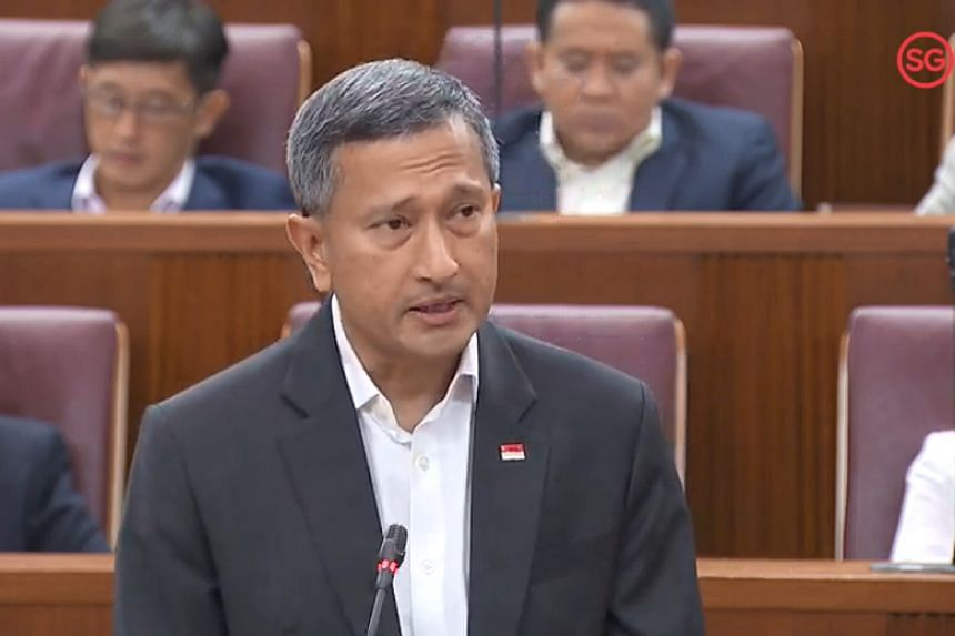 Foreign Minister Vivian Balakrishnan stressed that he does not expect a quick or smooth resolution to the bilateral issues with Malaysia, which include the disputes over maritime and airspace boundaries.