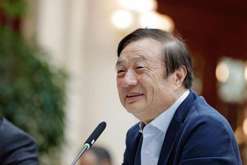 The emergence of the reclusive Huawei founder Ren Zhengfei underscores the depth of the attacks on Huawei, the largest symbol of China's growing technological might.