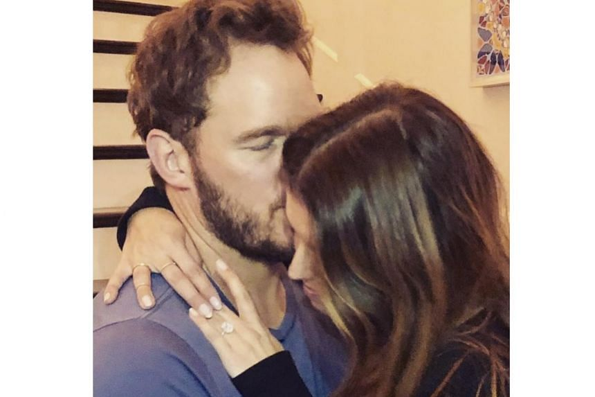 Chris Pratt announces engagement to Arnold Schwarzenegger's daughter
