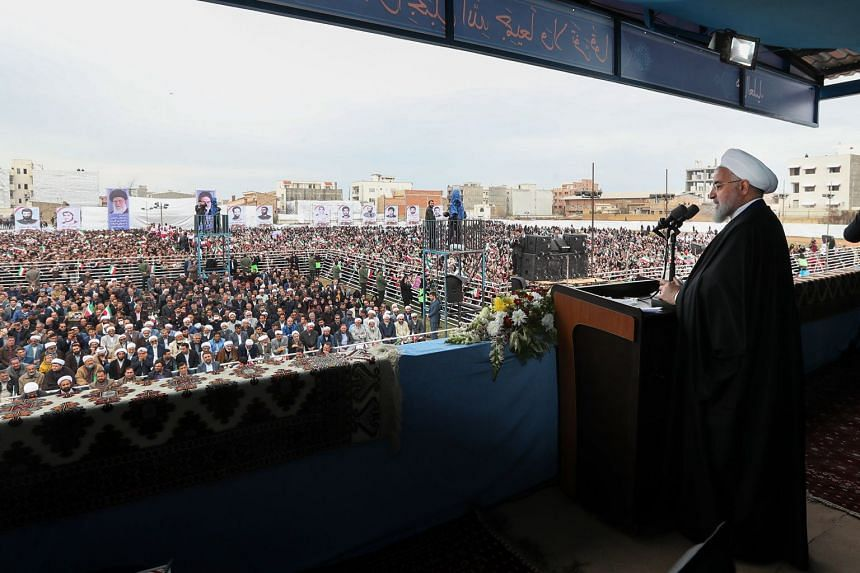 President Hassan Rouhani said Payam and Doosti were both intended to gather information on environmental change in Iran.