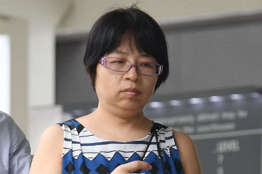 Liang Juan cheated the National University of Singapore Environmental Research Institute of over $15,000.