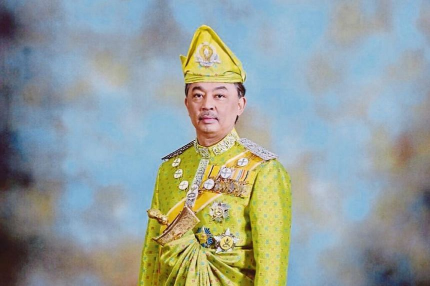 Sultan Abdullah Takes Oath As Sixth Of Pahang