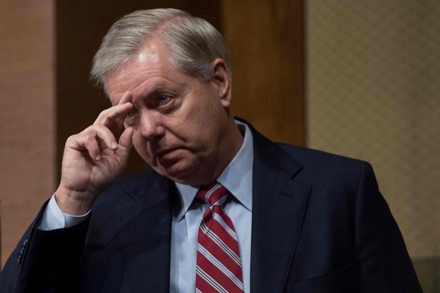 Senator Lindsey Graham has suggested temporarily reopening the government while continuing negotiations.