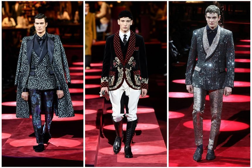 Dolce & Gabbana presented its Autumn-Winter 2019-2020 collection, named Eleganza, last Saturday.