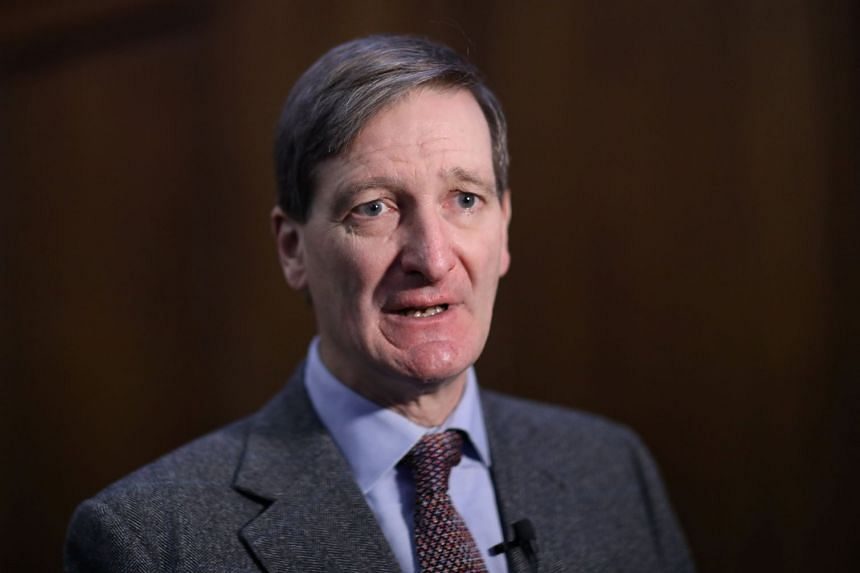 Mr Dominic Grieve is using his experience as a lawyer and politician to push for a second referendum.
