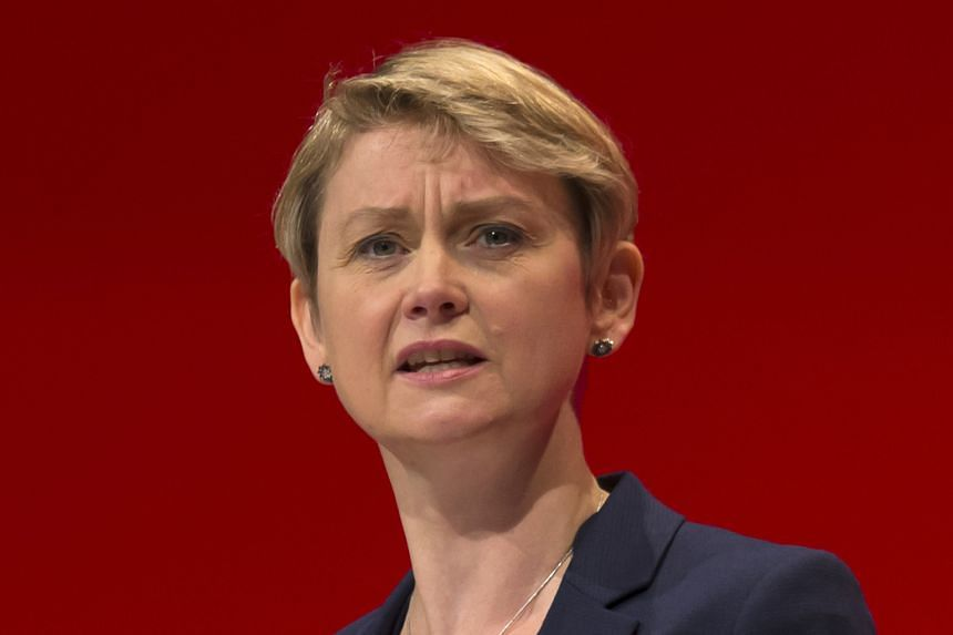 Ms Yvette Cooper is critical about the policy and the impact that leaving the EU could have on national security.