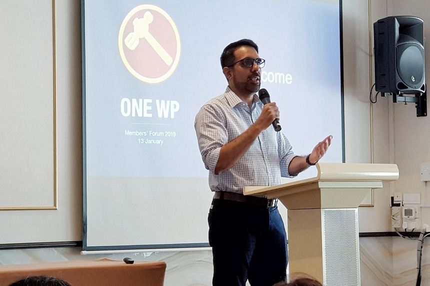 Speaking at the WP Members' Forum 2019 on Sunday, Workers' Party chief Pritam Singh said the desired political outcome of one-third opposition in Parliament would be one that makes a government sensitive to the pulse of the people and their welfare.