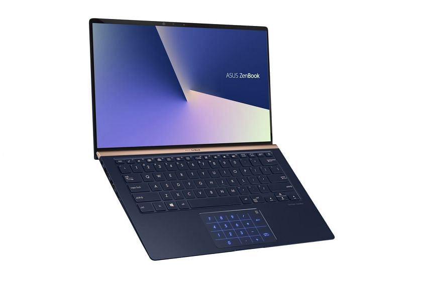 Asus ZenBook 14 (UX433) ultrabook: Sturdy laptop with