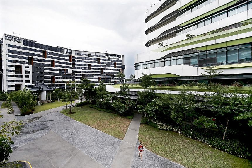 Younger autonomous universities, such as the Singapore University of Technology and Design (above), Singapore Institute of Technology and Singapore University of Social Sciences, receive twice as much funding from the Government as their older counte