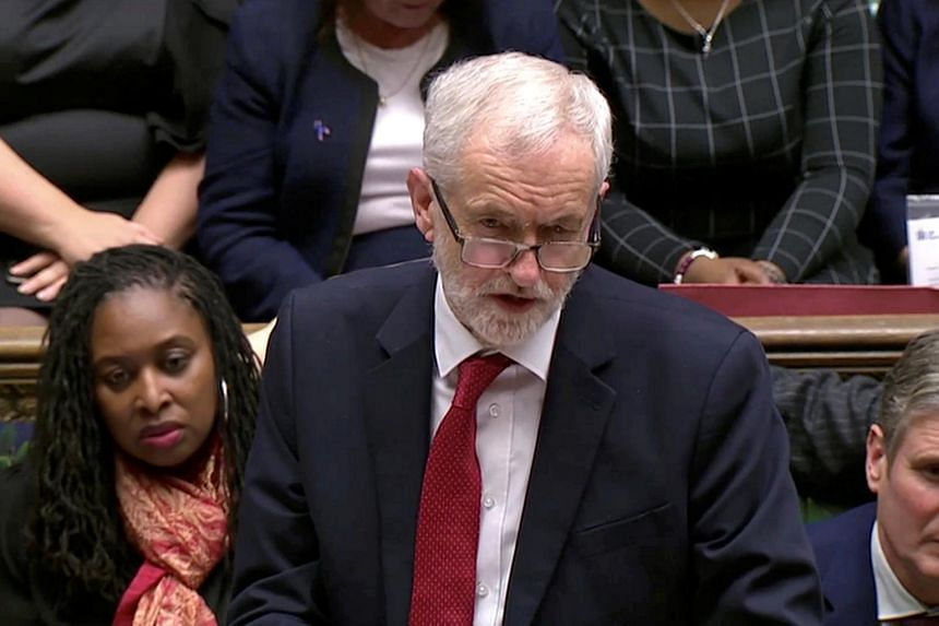 British opposition leader Jeremy Corbyn has cultivated an image as an amiable underdog making a stand for society's poorest and he has managed to appeal to many younger voters.