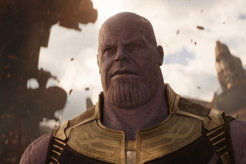 Avengers: Infinity War is the No. 1 film at the local box office of 2018 and also the highest-grossing film of all time in Singapore.