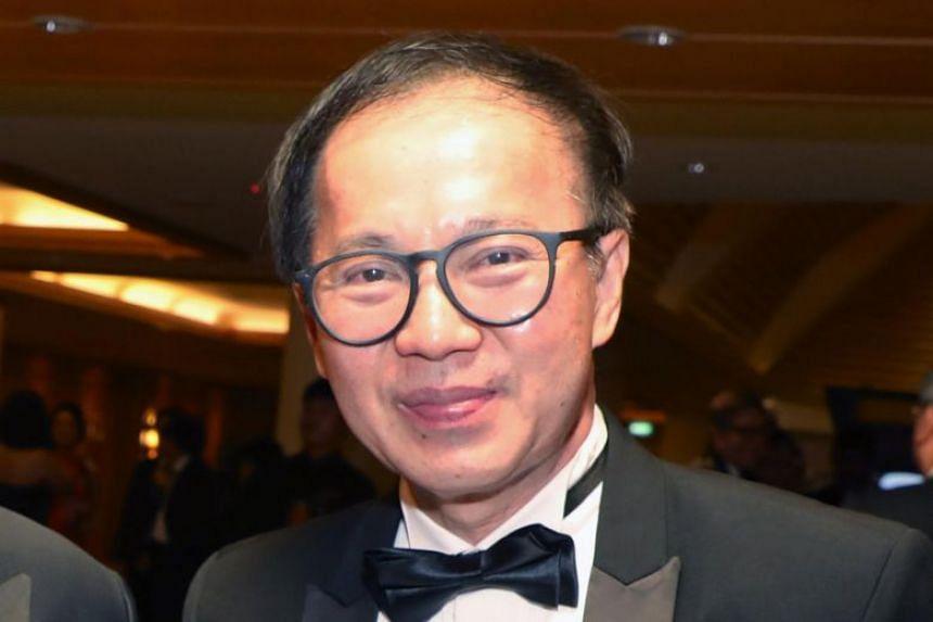 Mr Yang Ban Seng (above) was named chief executive of SBS Transit on Monday, replacing Mr Gan Juay Kiat.