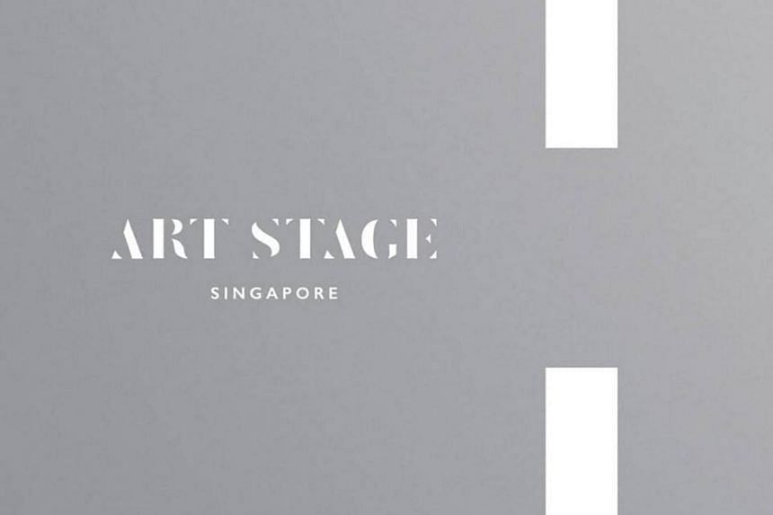 Art Stage Singapore, which started in 2011 with backing from various government agencies and is regarded as Singapore's main art fair, was to run this year from Jan 25 to 27, 2019.