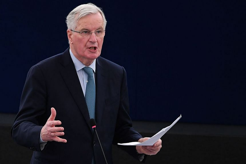 EU chief negotiator Michel Barnier indicated that one way forward would be for Britain to accept closer alignment with EU regulations to secure a very close trading relationship.