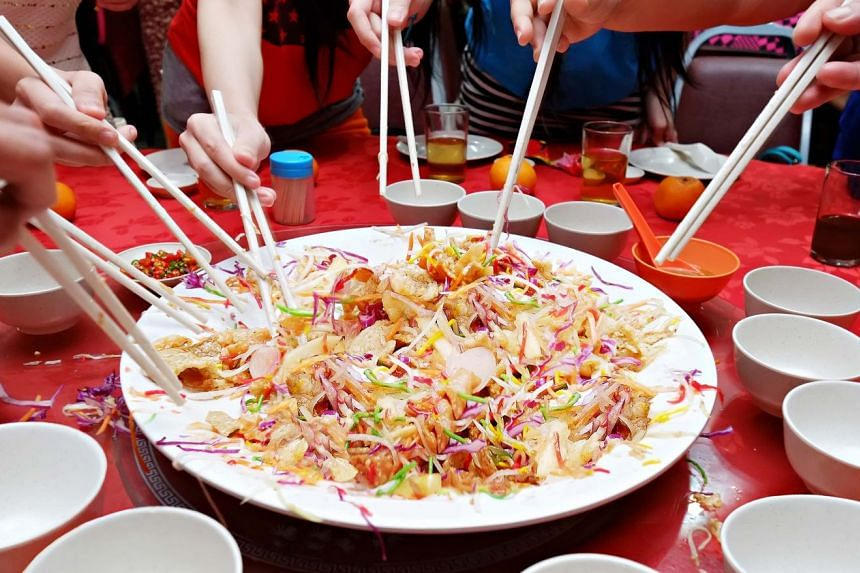 Usher in the Chinese New Year with healthier festive goodies and smarter food choices. PHOTO: ISTOCK