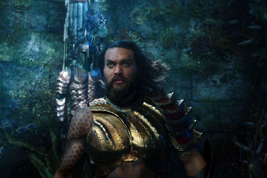 Aquaman, which has made more than $1.4 billion worldwide, is one of the movies that helped to make 2018 the greatest year in superhero cinema.