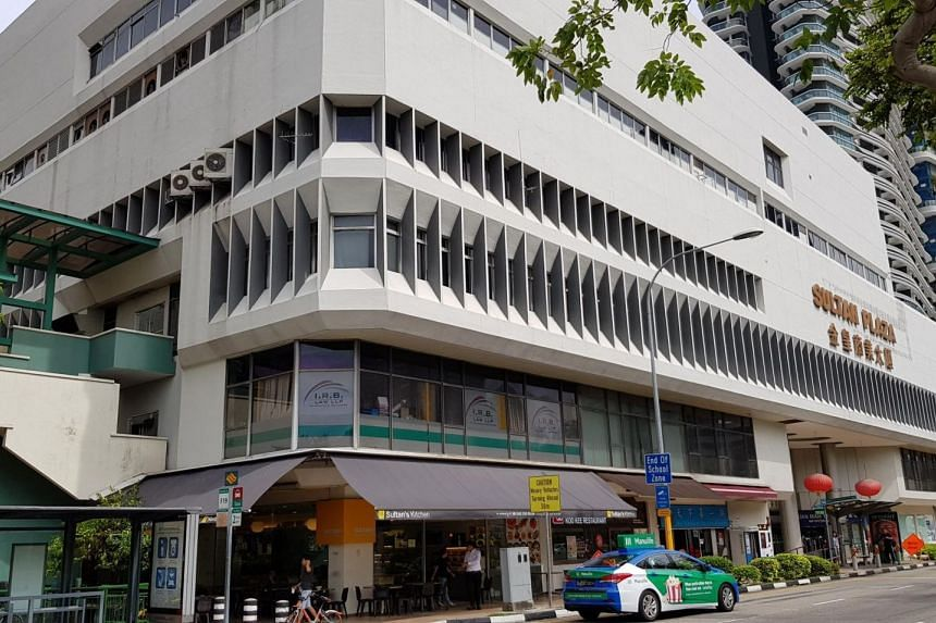 Sultan Plaza, which comprises 244 units, is located between Beach Road and North Bridge Road, near the Kampong Glam conservation area.