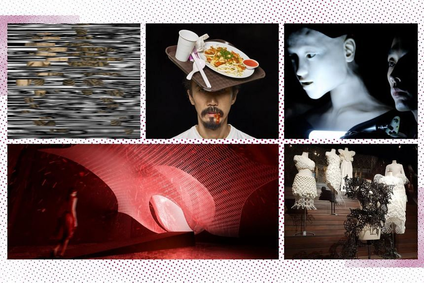 The second edition of DigiMuse Presents, to be launched on Jan 18, 2019, will feature seven works by local and international designers.