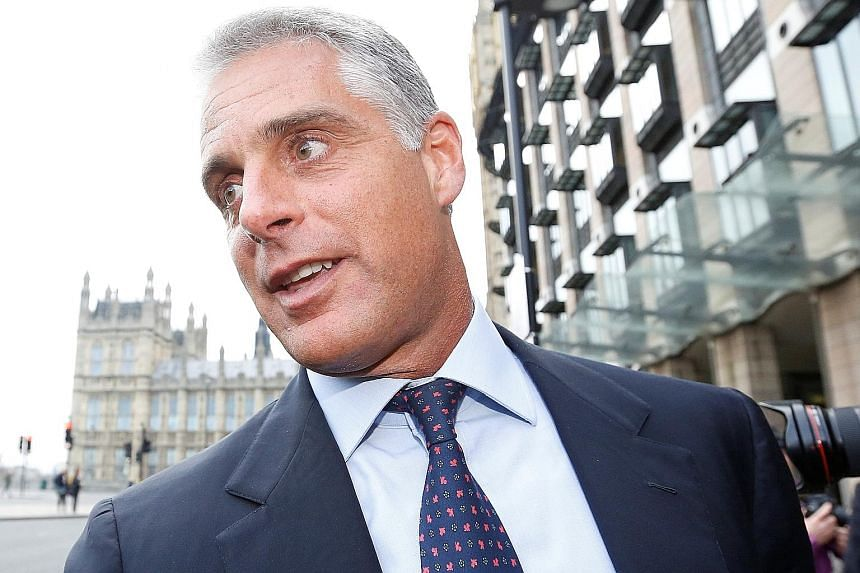During his seven years at UBS, Mr Andrea Orcel racked up over US$50 million in deferred compensation. UBS refused to pay on grounds of internal rules, while Santander said it could not justify to its stakeholders paying that amount to hire one indivi