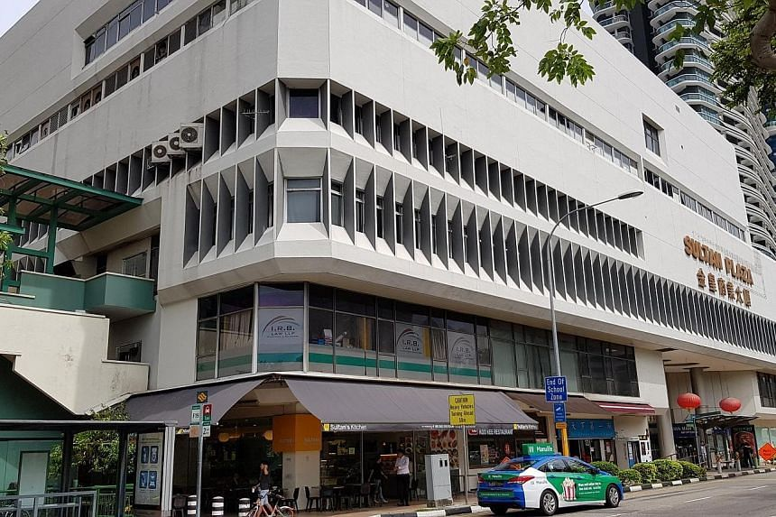 Built in the 1970s, Sultan Plaza sits on 52,471 sq ft of prime land zoned for commercial use. It lies between Beach Road and North Bridge Road, near the Kampong Glam conservation enclave, with three MRT stations across three lines within 750m of the