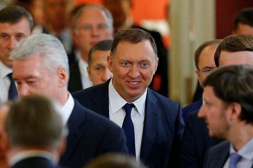 US sanctions on Russian oligarch Oleg Deripaska and companies controlled by him are in force.