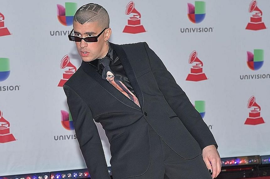 Despite roping in some big-name collaborators, Puerto Rican trap and reggaeton singer Bad Bunny (left) and Georgian rapper 21 Savage (right) take centre stage on their albums.