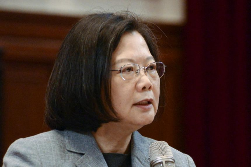 Beijing has stepped up pressure on Taiwan since President Tsai Ing-wen took office in 2016, including raising scrutiny over how companies refer to the democratic island.