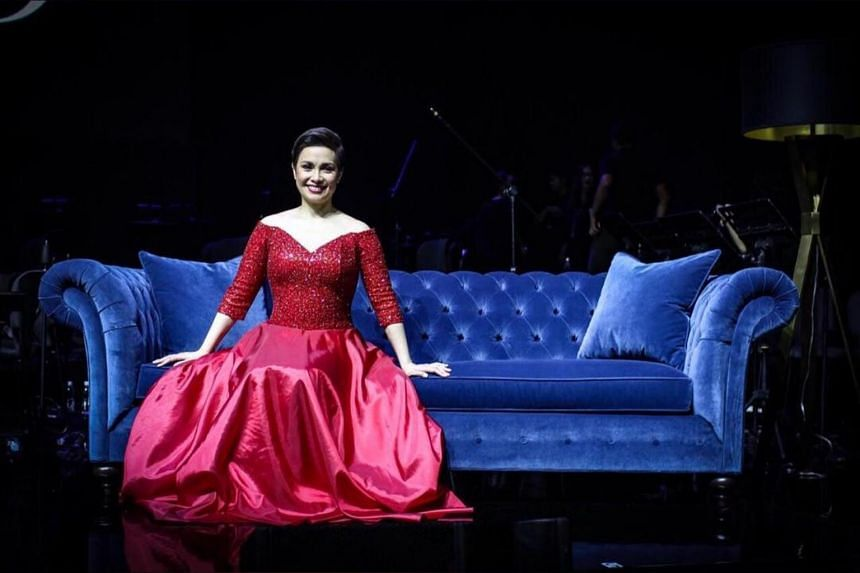Lea Salonga revealed that the accident occurred while she was skiing in Hokkaido, Japan with her family.