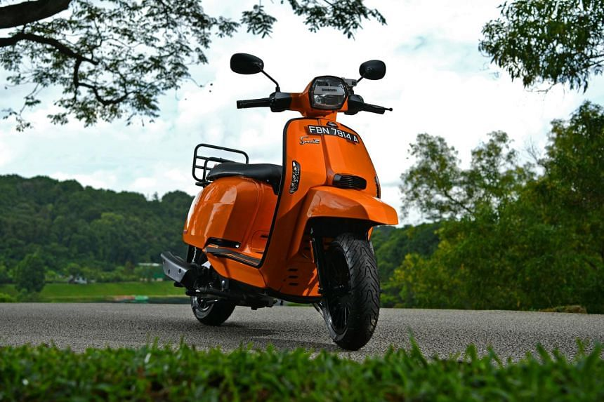 The model is expected to compete with scooters like Vespa's Primavera and Scomadi's Turismo Leggera.