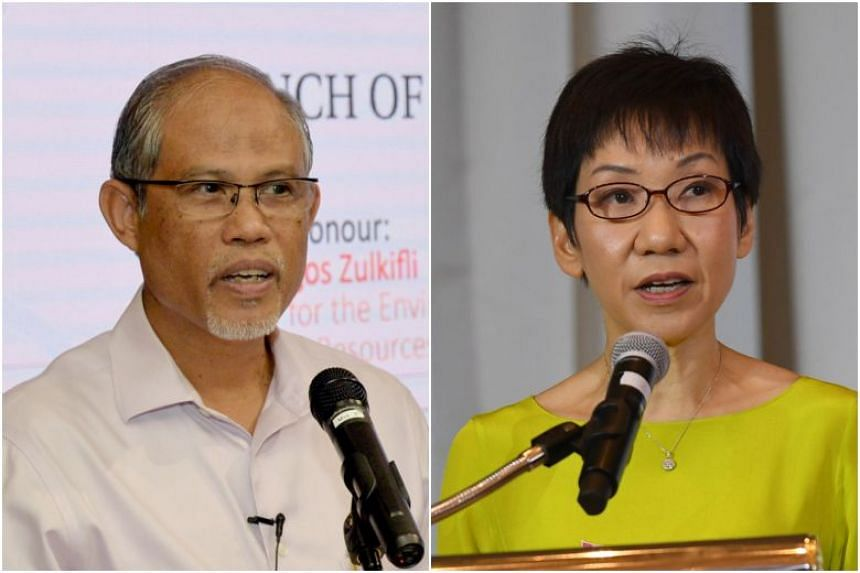 Minister-in-charge of Muslim Affairs Masagos Zulkifli and Minister for Culture, Community and Youth Grace Fu said the cases of a former religious teacher and student pair being issued Restriction Orders under the Internal Security Act do not represen