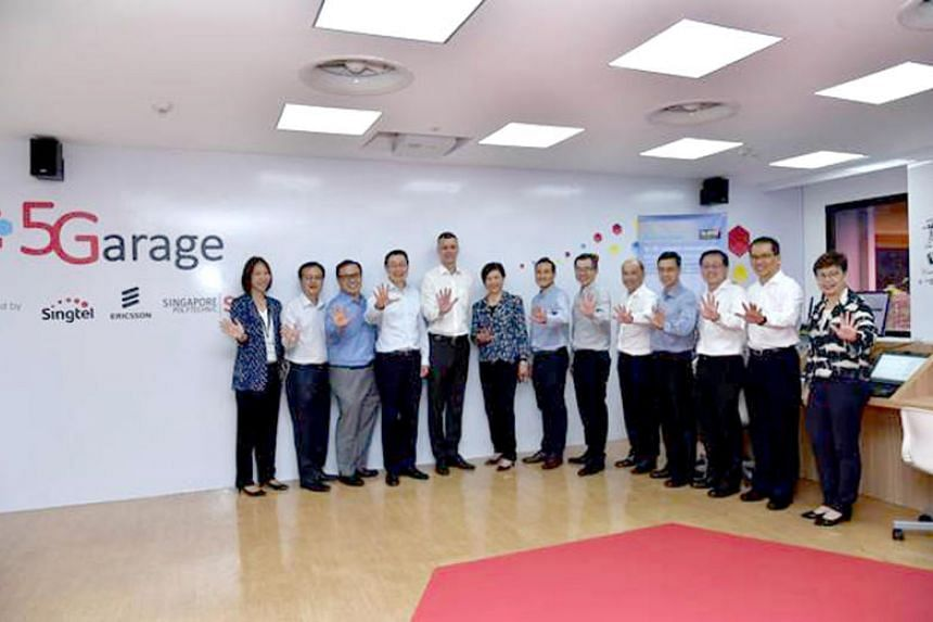 New facility at Singapore Polytechnic offers live testbed for