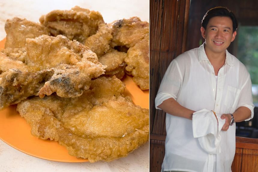 Hong Kong director-actor Chapman To recently revealed that it is Ipoh's fried chicken that motivates him to fly all the way to the Malaysian town to indulge.