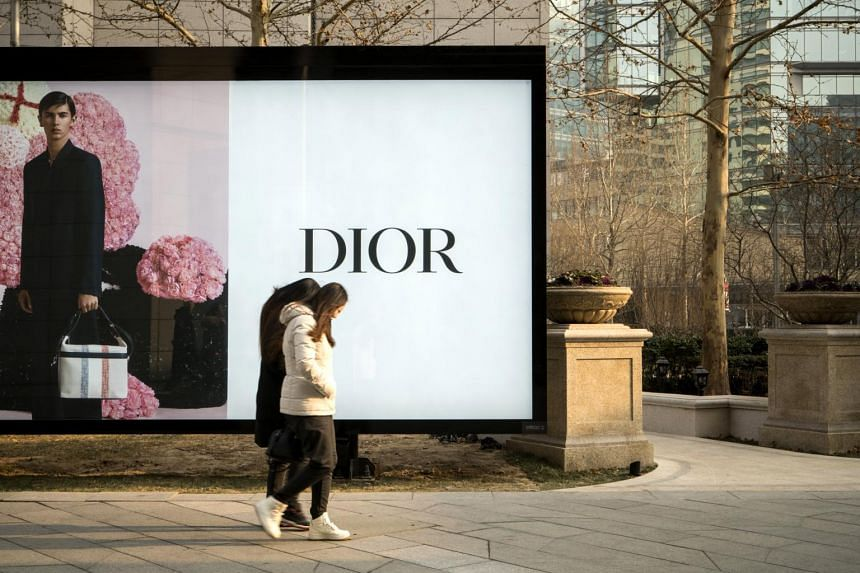 These days a knock-off black Dior saddle bag can go for about US$255 (S$345) on a Chinese social media network.