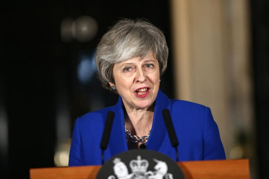 Prime Minister Theresa May told Parliament on Jan 16 that the plan was still to leave March 29 but left the door open to an extension.