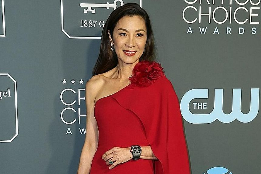 Actress Michelle Yeoh will reprise her role as Federation Captain Philippa Georgiou in Star Trek: Discovery.