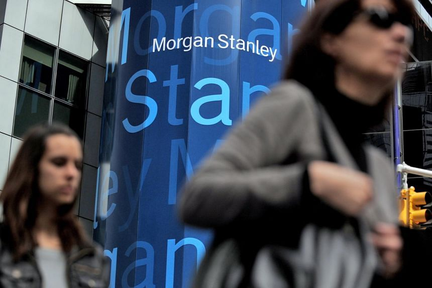 Morgan Stanley managed US$2.2 trillion of assets in 2017, second only to UBS, according to London-based Scorpio Partnership.