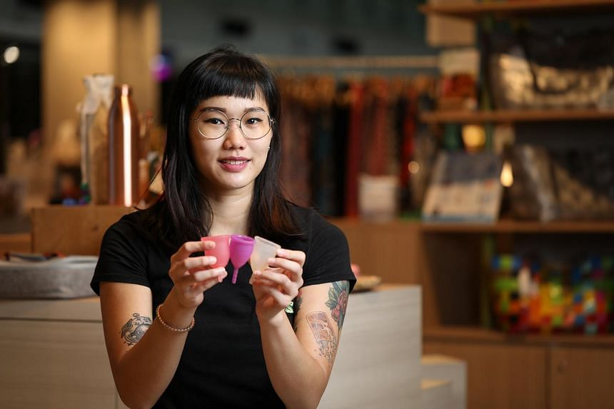 Ms Ann Gee is the co-founder of Live Love Luna, an online store specialising in reusable menstrual products.