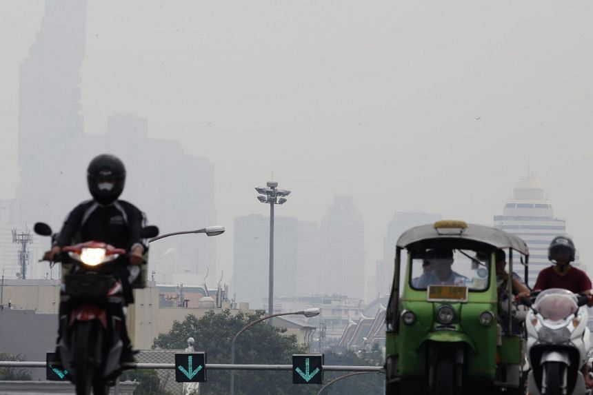 The smog in Bangkok threatens to both damage health and repel some of the millions of tourists who are a lifeblood of the Thai economy.