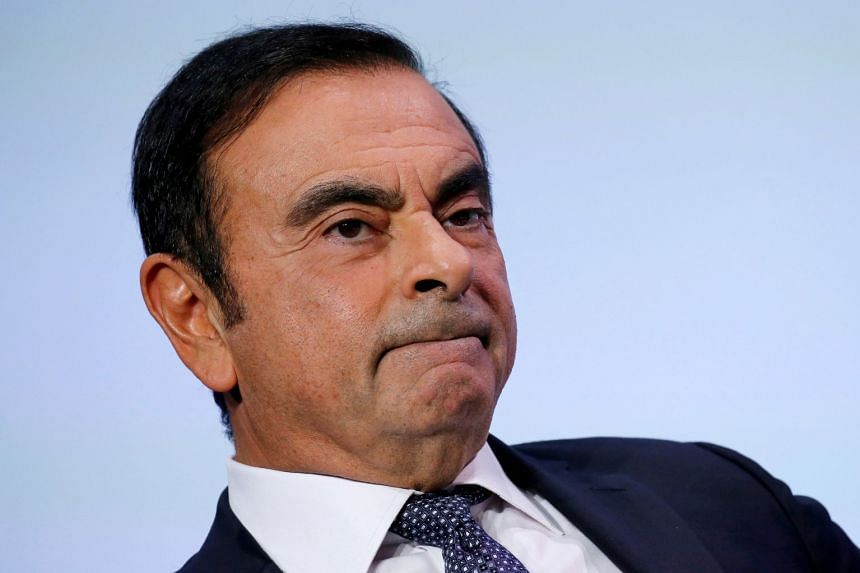 "Nissan said Carlos Ghosn entered into a personal employment contract with Nissan-Mitsubishi B.V., a company formed ""with the mission of exploring and promoting synergies within the Nissan-Mitsubishi Motors partnership"" without any consultation with c"