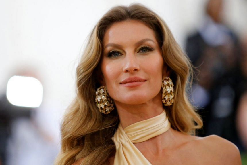 """Supermodel Gisele Bundchen (above) was slammed on a radio programme for """"saying bad things about Brazil without knowledge of the facts"""" and calling the country a deforester by Brazilian agriculture minister Tereza Cristina Dias on Jan 14, 2019."""