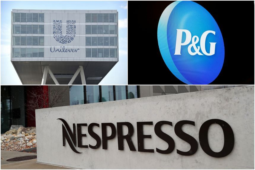 Major consumer companies including Unilever, Procter & Gamble and Nestle are pitching new online subscription services, which promise stable revenues, lower delivery costs and valuable data about customers.