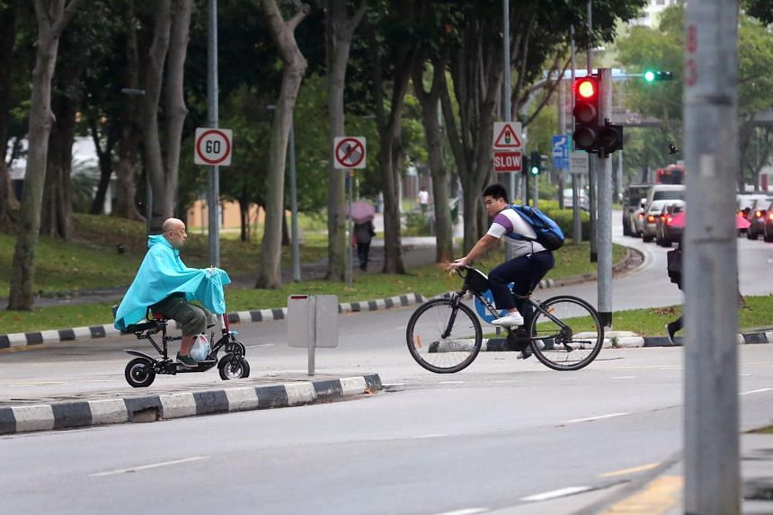 While the new rules were largely accepted by the public, the revised speed limit on footpaths has sparked a robust debate.