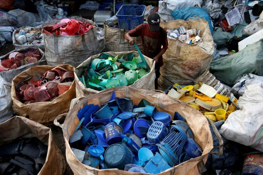 The Alliance to End Plastic Waste convened amid reports of a worsening environmental crisis from about eight million tonnes of plastic waste that end up in oceans every year.
