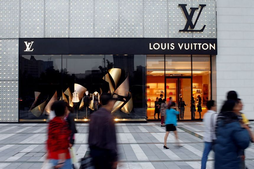 China contributes more than 500 billion yuan (S$100 billion) in luxury spending - nearly a third of the global market.