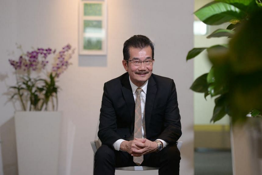 Chia Ngiang Hong takes over from Augustine Tan, who has served two terms. Redas also unveiled a new management committee of 20 members.