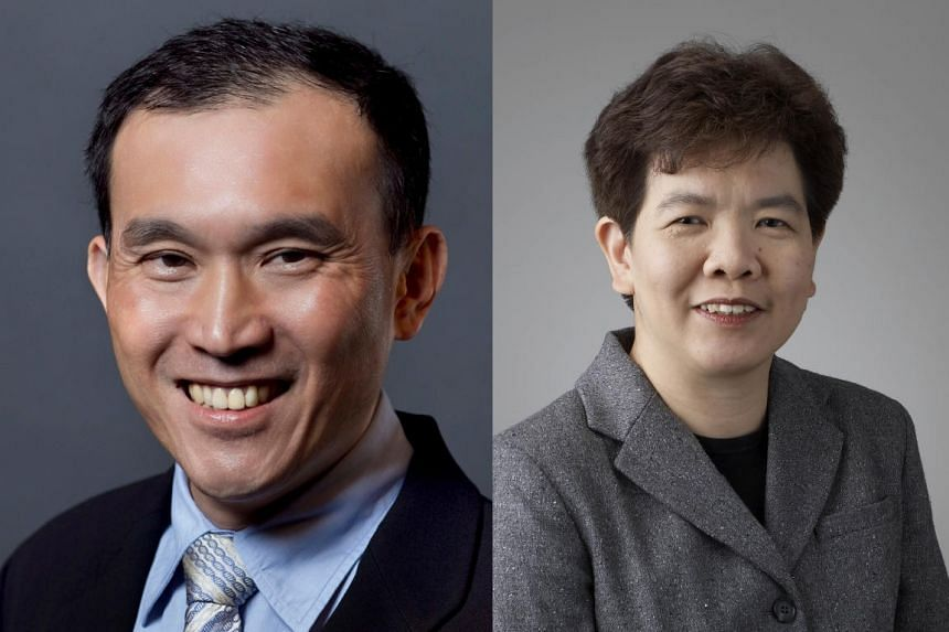 Mr Lim Chuan Poh, 57, will be retiring from the public service after March 31. Ms Chan Lai Fung will be appointed as the agency's non-executive chairman on April 1.