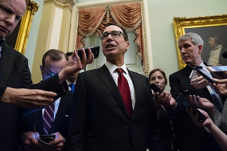 US Treasury Secretary Steven Mnuchin is preoccupied by the impact of a prolonged trade conflict with China on financial markets and the US economy, and is said to have proposed a tariff reduction.