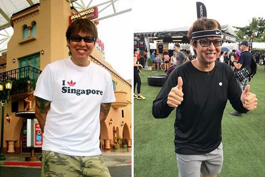 DJ Glenn Ong in his #10YearChallenge post.